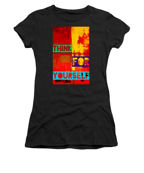 Critical Thinking  Women's T-Shirt