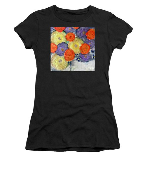 Crochet Bouquet Women's T-Shirt