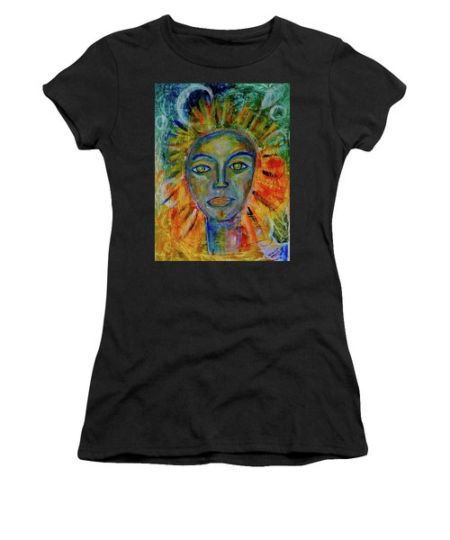 Daughter Of The Sun And Moon Women's T-Shirt
