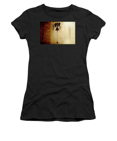 Women's T-Shirt featuring the photograph Decorated Life by Milena Ilieva