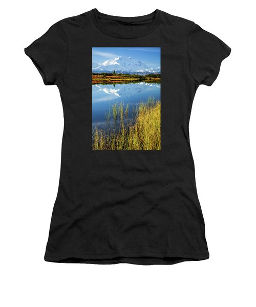 Denali Reflection Women's T-Shirt