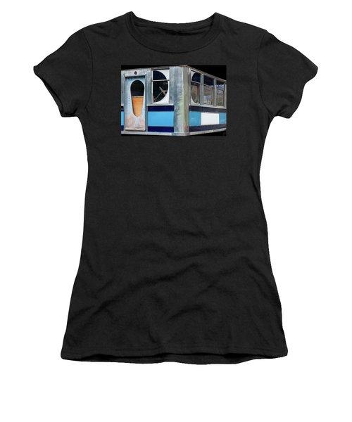 Diner Shapes, Detail 3 - Women's T-Shirt