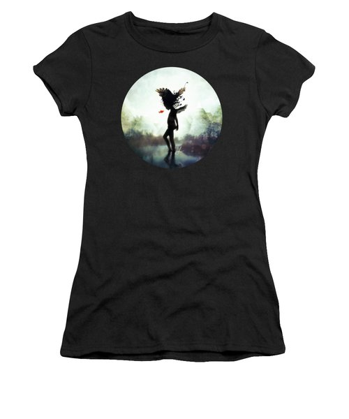 Discovery Women's T-Shirt (Athletic Fit)