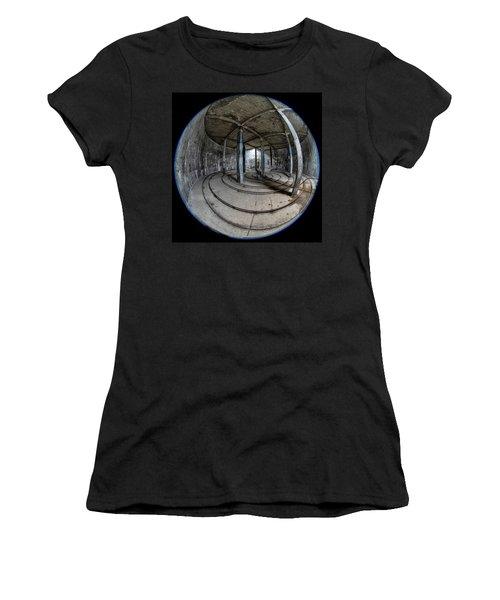 Djupavik Cannery Herring Oil Tank Women's T-Shirt