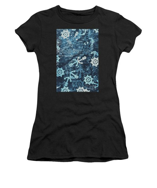 Docks And Ports Women's T-Shirt
