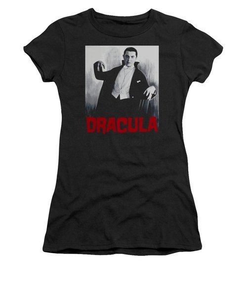 Dracula Vitage Poster Women's T-Shirt