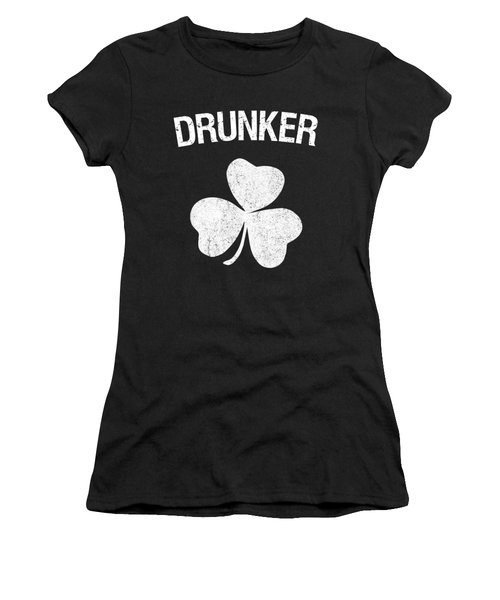 Drunker St Patricks Day Group Women's T-Shirt