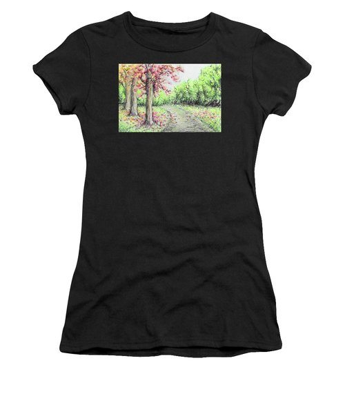 Early Autumn Women's T-Shirt (Athletic Fit)