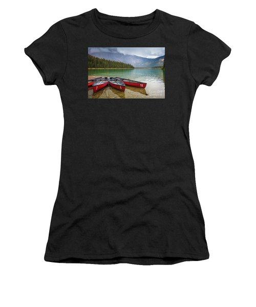 Emerald Lake Women's T-Shirt