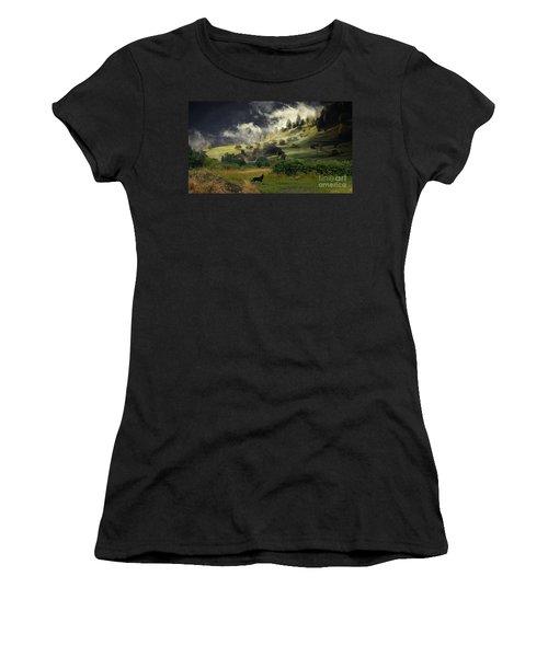 English Courtryside Women's T-Shirt