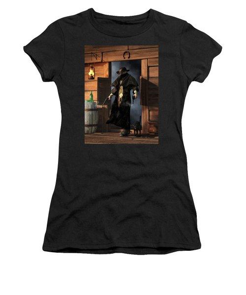 Enter The Outlaw Women's T-Shirt