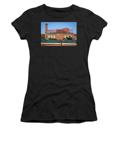 Enterprise Mill - Graniteville Company - Augusta Ga 2 Women's T-Shirt
