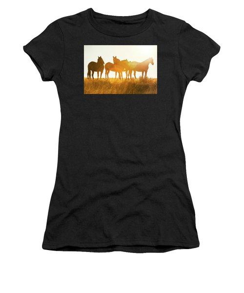 Equine Glow Women's T-Shirt