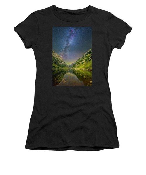 Faelensee Nights Women's T-Shirt
