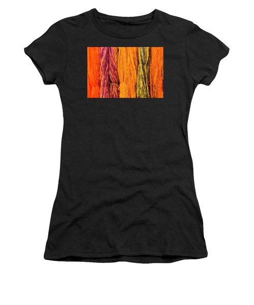 Fall Fibers 2 Women's T-Shirt
