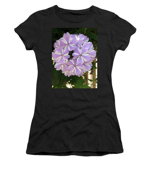 Fancy Phlox Women's T-Shirt