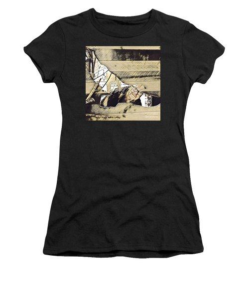 Fantasy Of Flight Women's T-Shirt (Athletic Fit)