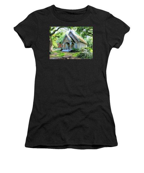 Feel At Ease Women's T-Shirt