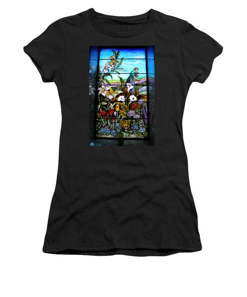 Field Of Flowers Women's T-Shirt