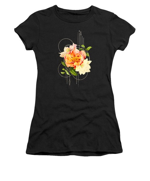 Floral Abstraction Women's T-Shirt