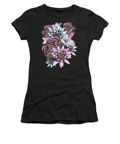 Floral Fantasy  Women's T-Shirt