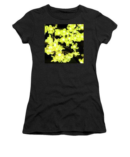 Flower Lights 6 Women's T-Shirt