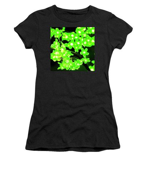 Flower Lights 7 Women's T-Shirt