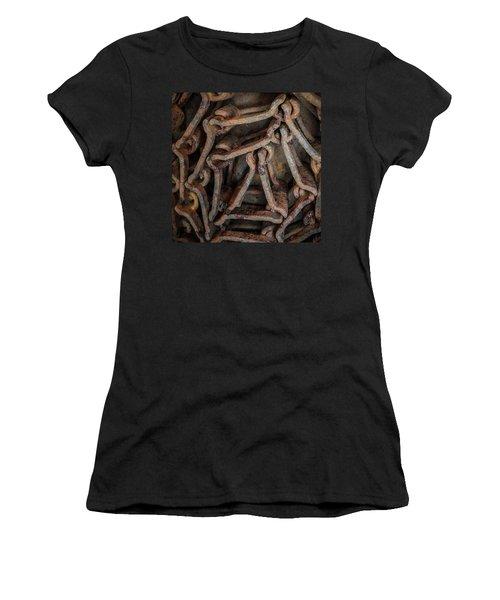 Folded Iron Design Women's T-Shirt