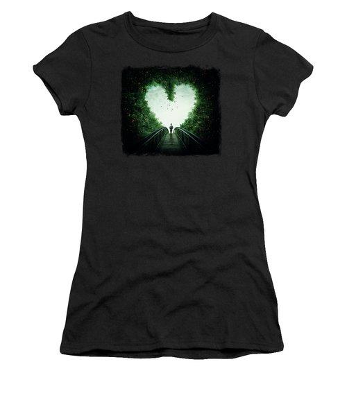 Follow Your Heart Women's T-Shirt