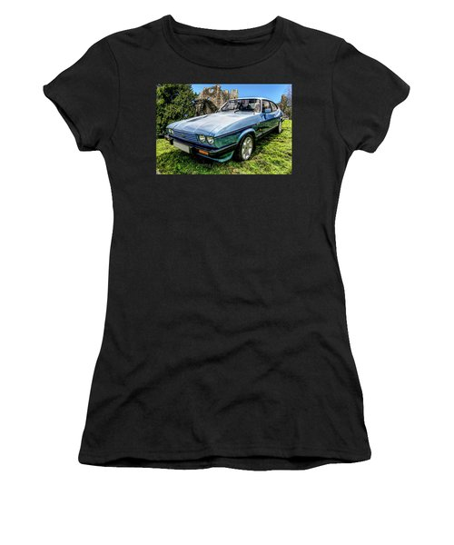 Ford Capri 3.8i Women's T-Shirt