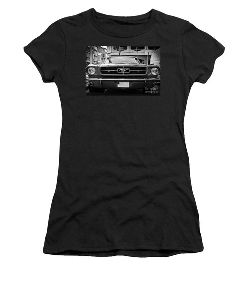 Ford Mustang Vintage 1 Women's T-Shirt