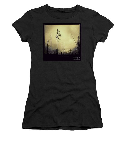 Forest Fire Women's T-Shirt