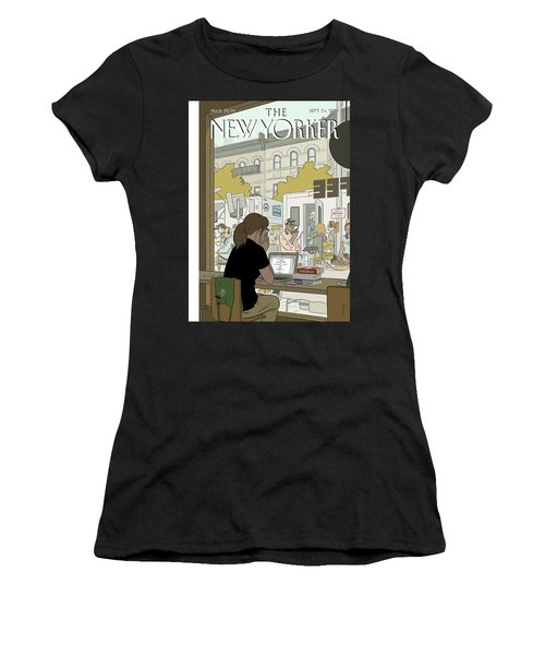 Fourth Wall Women's T-Shirt