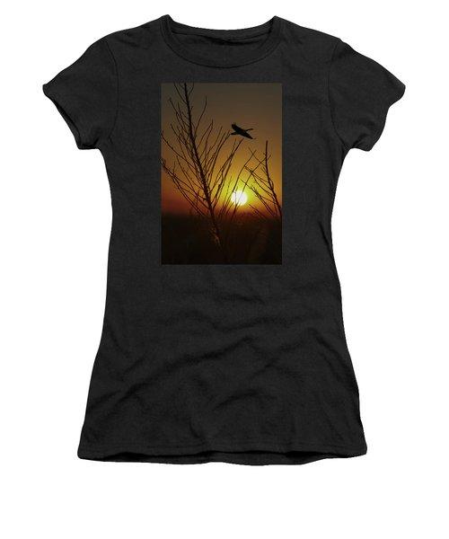 Fowl Morning Women's T-Shirt