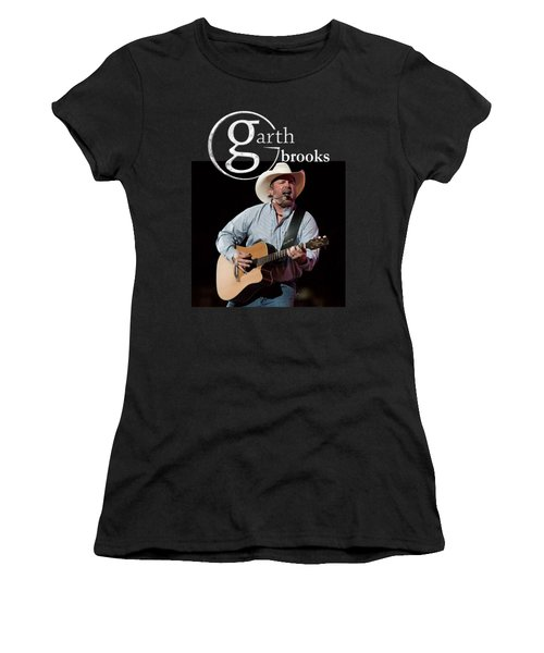 Frame Print Garth Brooks Live Iy02 Women's T-Shirt