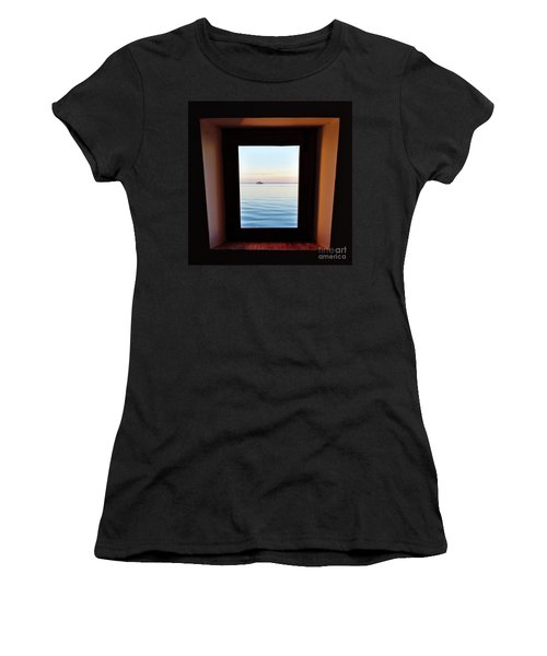 Framing The Frame Women's T-Shirt