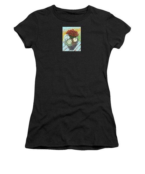 Fruits Of Fall Women's T-Shirt