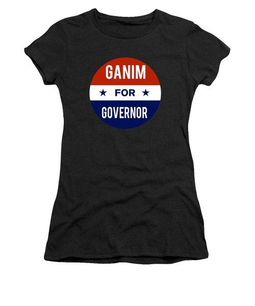 Ganim For Governor 2018 Women's T-Shirt