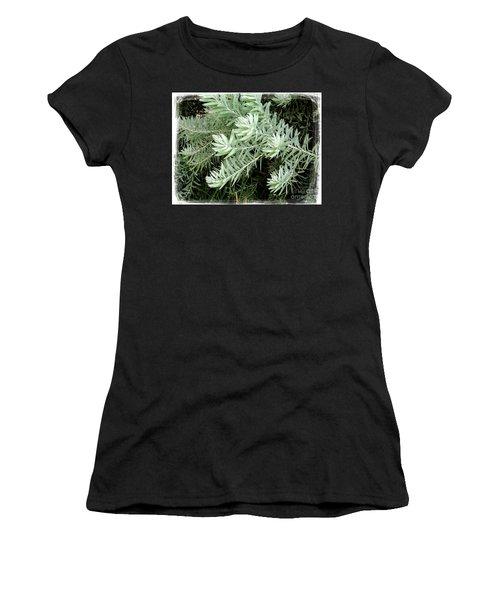 Gentle Leaves Women's T-Shirt