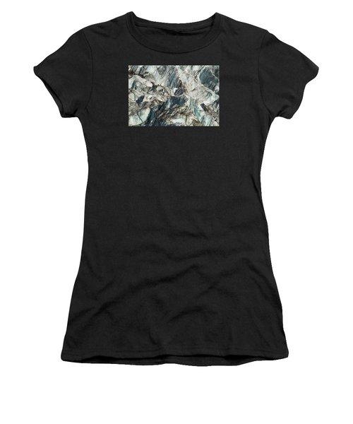 Glacier Ice 1 Women's T-Shirt