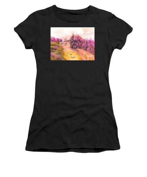 Golden Forest Women's T-Shirt