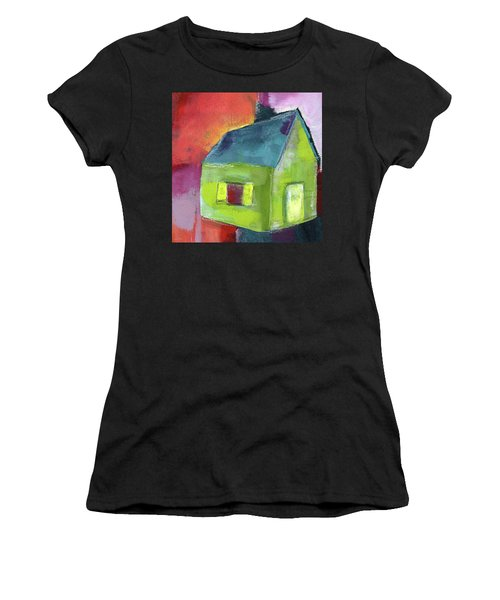 Green House- Art By Linda Woods Women's T-Shirt