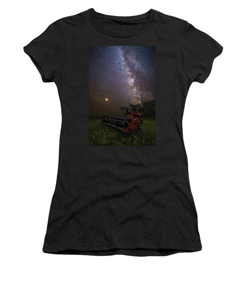 Harvesting The Rift  Women's T-Shirt