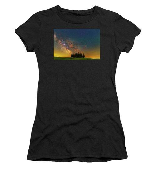 Heaven On Earth Women's T-Shirt