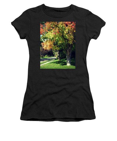 Her Beautiful Path Home Women's T-Shirt