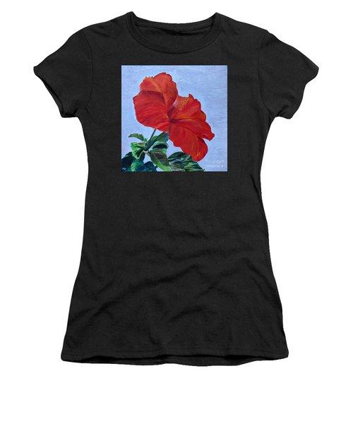 Hibiscus Women's T-Shirt