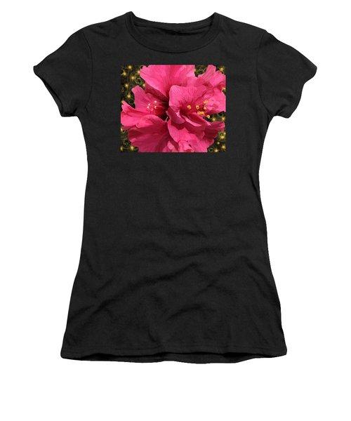 Hibiscus Pollen Women's T-Shirt