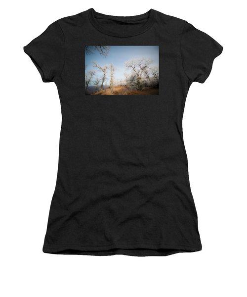 Hilltop Hoarfrost Women's T-Shirt