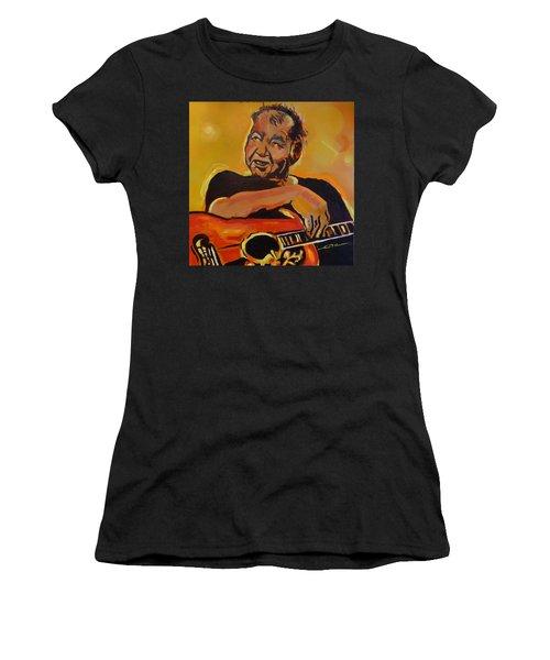 His Pumpkin's Little Daddy Women's T-Shirt