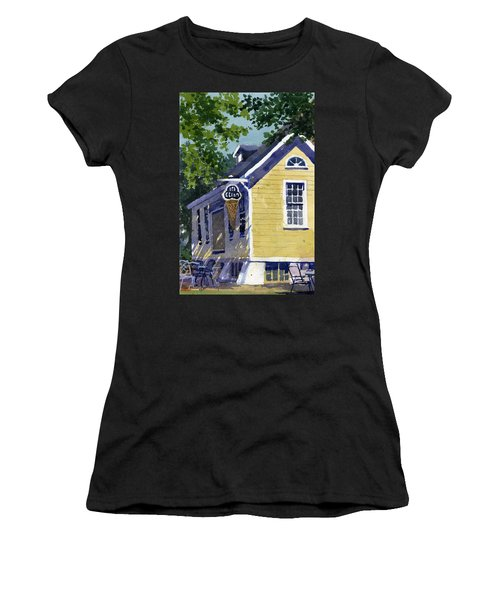 Ice Parlor At Paoli Women's T-Shirt